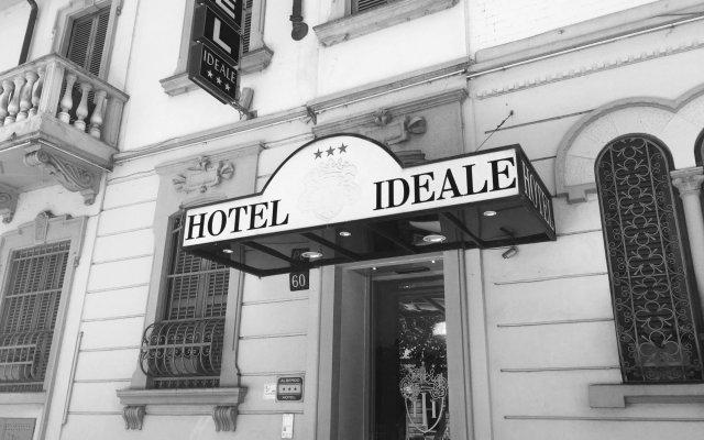 Hotel Ideale вид на фасад