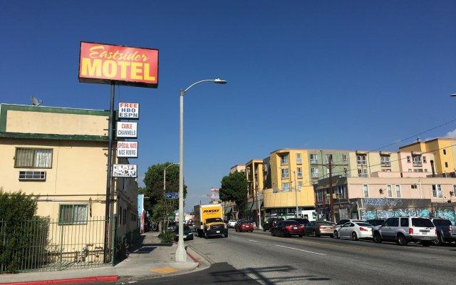 Отель Eastsider Motel США, Лос-Анджелес - отзывы, цены и фото номеров - забронировать отель Eastsider Motel онлайн вид на фасад