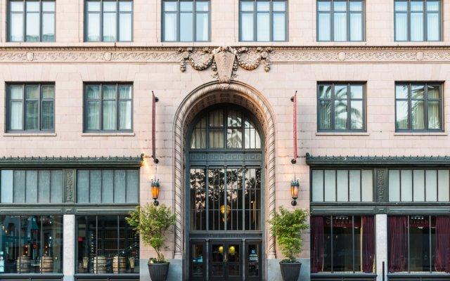 Citizen Hotel, A Joie De Vivre Hotel Сакраменто вид на фасад