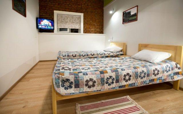 Отель Mother Russia Москва комната для гостей
