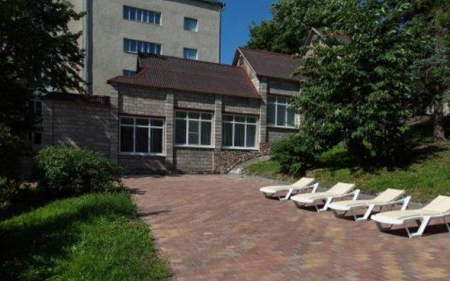 Гостиница Бештау (Железноводск) в Железноводске отзывы, цены и фото номеров - забронировать гостиницу Бештау (Железноводск) онлайн вид на фасад