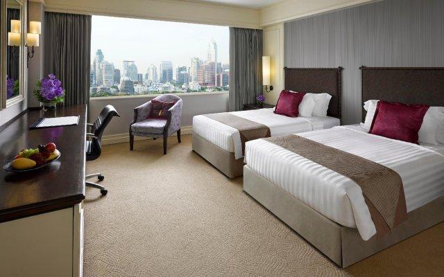Отель Dusit Thani Bangkok Бангкок комната для гостей