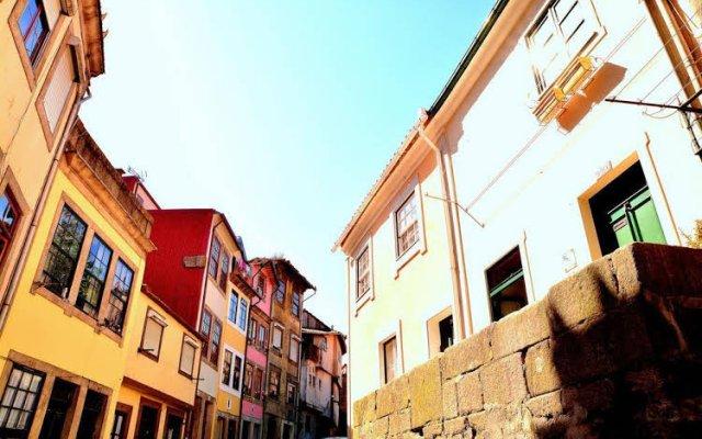 Апартаменты Vitoria Apartments вид на фасад