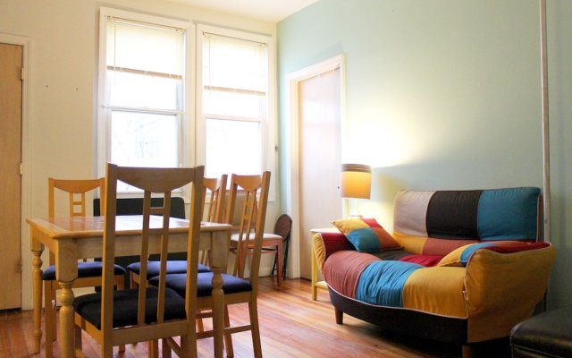Отель International House - NYC США, Джерси - отзывы, цены и фото номеров - забронировать отель International House - NYC онлайн комната для гостей