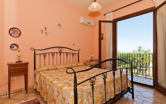 Lovely Villa With Swimming Pool in Cinisi