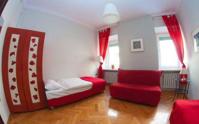 Отель Hostel Helvetia Польша, Варшава - 1 отзыв об отеле, цены и фото номеров - забронировать отель Hostel Helvetia онлайн комната для гостей