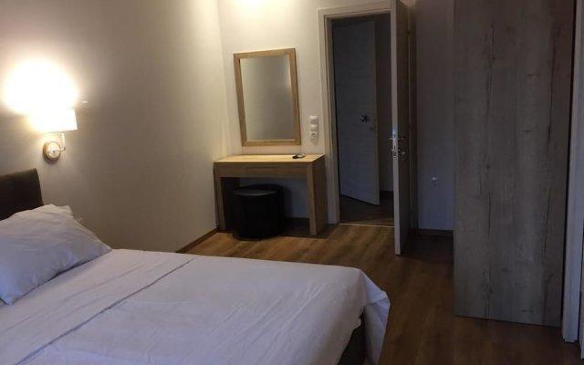 Отель Superior One Luxury Apartments Греция, Салоники - отзывы, цены и фото номеров - забронировать отель Superior One Luxury Apartments онлайн комната для гостей