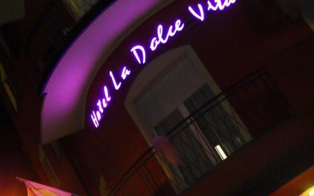 Hotel La Dolce Vita вид на фасад