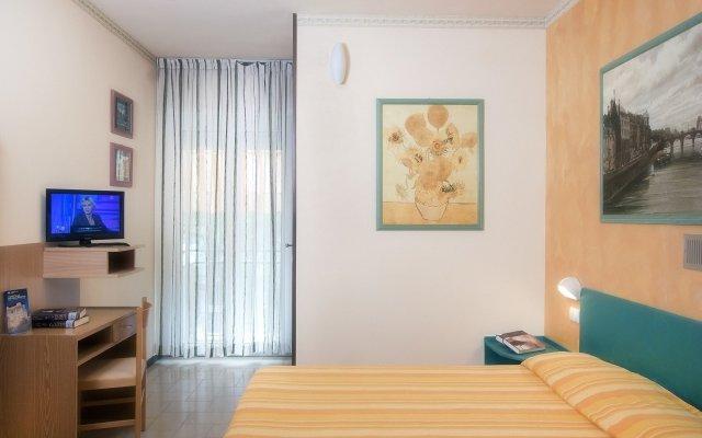 Отель Marselli Италия, Римини - отзывы, цены и фото номеров - забронировать отель Marselli онлайн комната для гостей