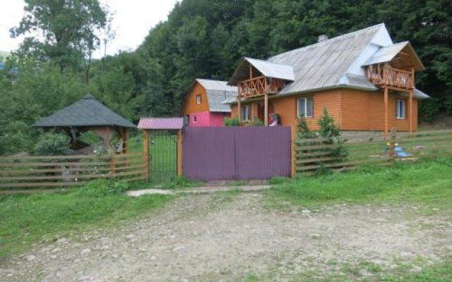 Гостиница Cottage v Gorakh Украина, Поляна - отзывы, цены и фото номеров - забронировать гостиницу Cottage v Gorakh онлайн вид на фасад