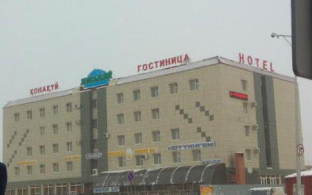 Гостиница Zhassybi Hotel Казахстан, Нур-Султан - отзывы, цены и фото номеров - забронировать гостиницу Zhassybi Hotel онлайн вид на фасад