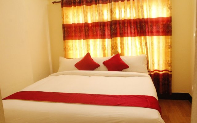 Отель Mountain Backpackers Hostel Непал, Катманду - отзывы, цены и фото номеров - забронировать отель Mountain Backpackers Hostel онлайн комната для гостей