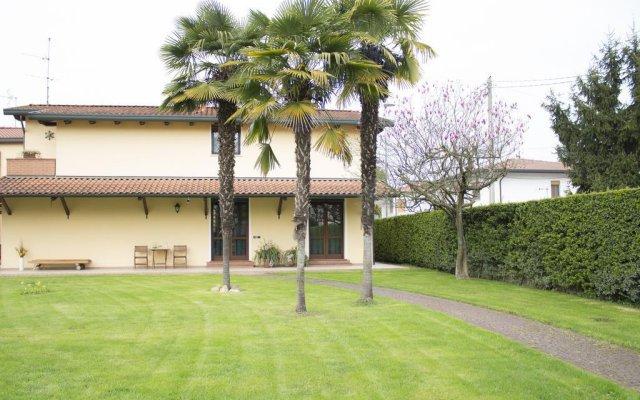 Отель Villa Stefania Италия, Новента-Падована - отзывы, цены и фото номеров - забронировать отель Villa Stefania онлайн вид на фасад