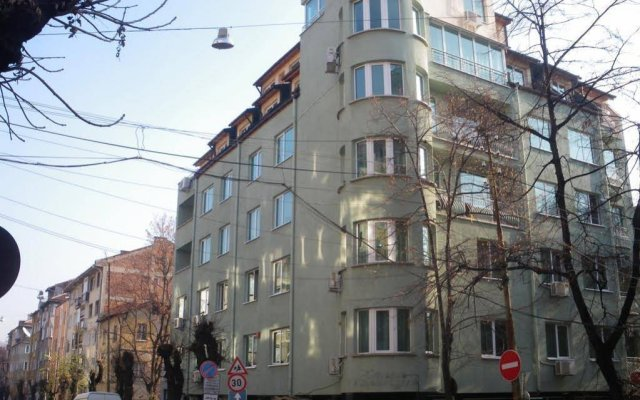 Hotel Zenith София вид на фасад