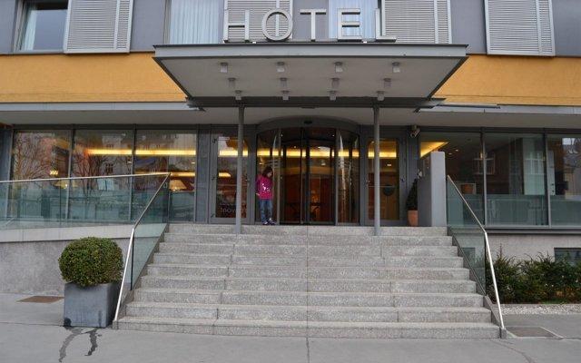 Austria Trend Hotel Zoo Wien вид на фасад