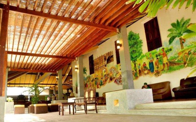 Отель Siddhalepa Ayurveda Health Resort Шри-Ланка, Ваддува - отзывы, цены и фото номеров - забронировать отель Siddhalepa Ayurveda Health Resort онлайн вид на фасад