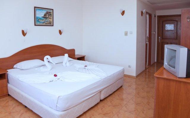 Отель Sunny Болгария, Созополь - отзывы, цены и фото номеров - забронировать отель Sunny онлайн комната для гостей