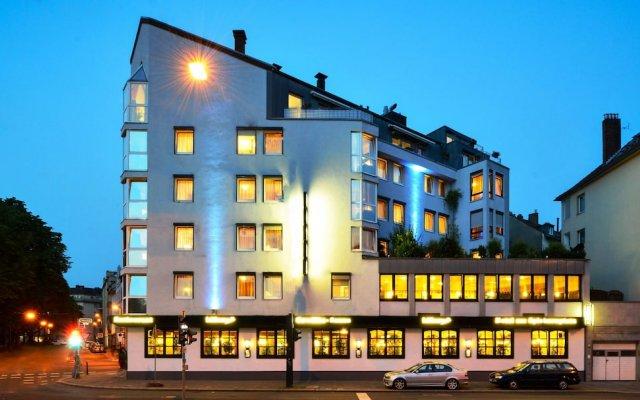 Hotel Am Spichernplatz вид на фасад
