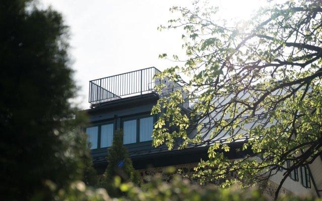 Отель Sauerweingut Зальцбург вид на фасад