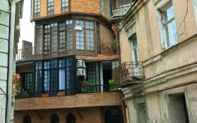 Отель Babilina вид на фасад
