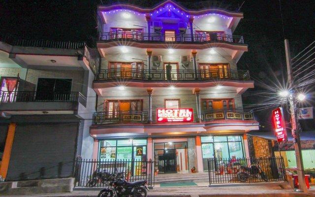 Отель Middle Path Непал, Покхара - отзывы, цены и фото номеров - забронировать отель Middle Path онлайн вид на фасад