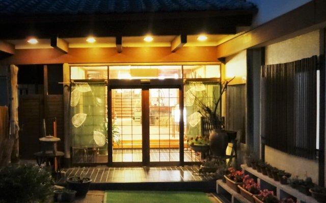 Отель Tennryuusou Касаразу вид на фасад