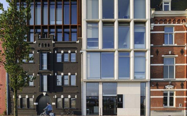 Отель Eric Vökel Boutique Apartments Amsterdam Suites Нидерланды, Амстердам - отзывы, цены и фото номеров - забронировать отель Eric Vökel Boutique Apartments Amsterdam Suites онлайн вид на фасад