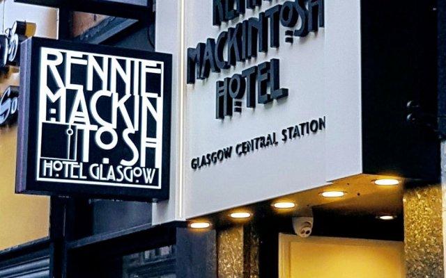 Rennie Mackintosh Hotel - Central Station вид на фасад