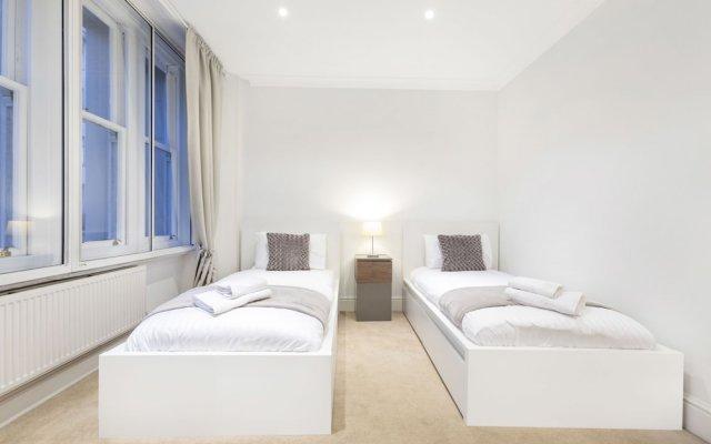 Отель Club Living - Baker Street Apartments Великобритания, Лондон - отзывы, цены и фото номеров - забронировать отель Club Living - Baker Street Apartments онлайн комната для гостей