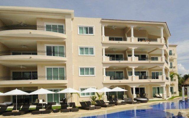 Отель Aventuras Club Lagoon вид на фасад