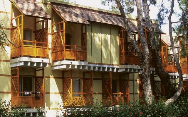 Отель Robinson Club Çamyuva - All-Inclusive вид на фасад