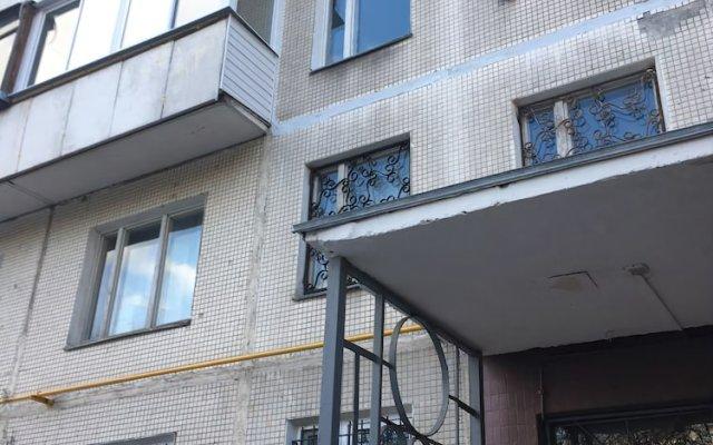 Гостиница Inndays Domodedovskaya в Москве отзывы, цены и фото номеров - забронировать гостиницу Inndays Domodedovskaya онлайн Москва вид на фасад