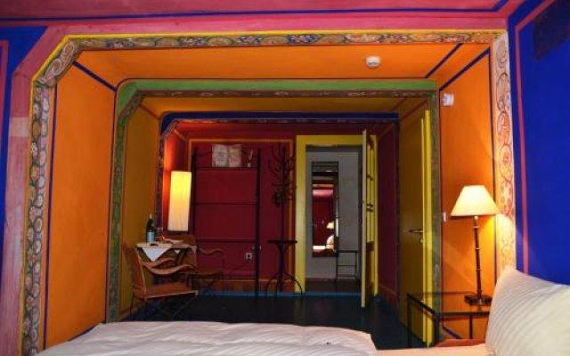 Отель Ristorante e Pensione La Campagnola Германия, Дрезден - отзывы, цены и фото номеров - забронировать отель Ristorante e Pensione La Campagnola онлайн вид на фасад