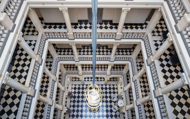Отель The Ritz-Carlton, Hotel de la Paix, Geneva Швейцария, Женева - отзывы, цены и фото номеров - забронировать отель The Ritz-Carlton, Hotel de la Paix, Geneva онлайн вид на фасад