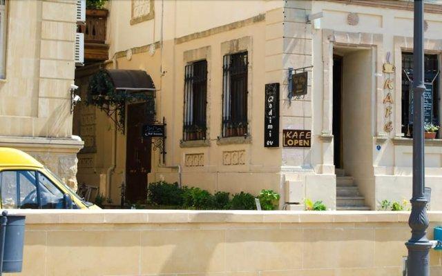 Отель Old City Inn Азербайджан, Баку - 2 отзыва об отеле, цены и фото номеров - забронировать отель Old City Inn онлайн вид на фасад