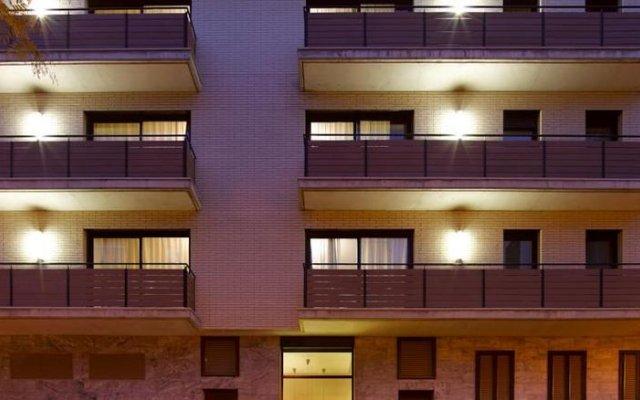 Отель Castro Exclusive Residences Sant Pau Испания, Барселона - 1 отзыв об отеле, цены и фото номеров - забронировать отель Castro Exclusive Residences Sant Pau онлайн вид на фасад