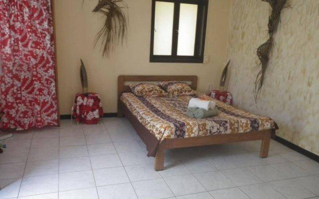 Отель Bora Bora Eco Lodge Французская Полинезия, Бора-Бора - отзывы, цены и фото номеров - забронировать отель Bora Bora Eco Lodge онлайн комната для гостей