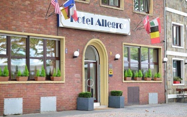 Отель Allegro Германия, Кёльн - отзывы, цены и фото номеров - забронировать отель Allegro онлайн вид на фасад