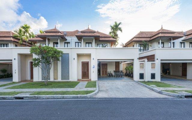Отель Angsana Laguna Phuket Пхукет вид на фасад