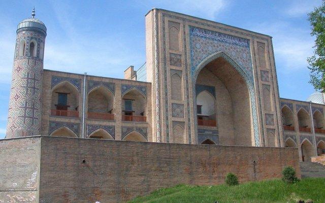 Отель Seven Seasons Узбекистан, Ташкент - отзывы, цены и фото номеров - забронировать отель Seven Seasons онлайн вид на фасад