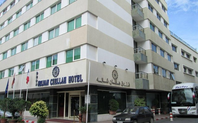 Helnan Chellah Hotel In Rabat Morocco From 117 Photos