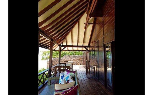 Отель Villa Ylang Ylang - Moorea вид на фасад