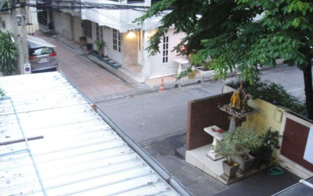Отель Cordia Residence Saladaeng Бангкок вид на фасад