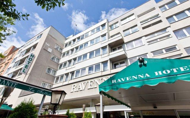 Novum Hotel Ravenna Berlin Steglitz вид на фасад