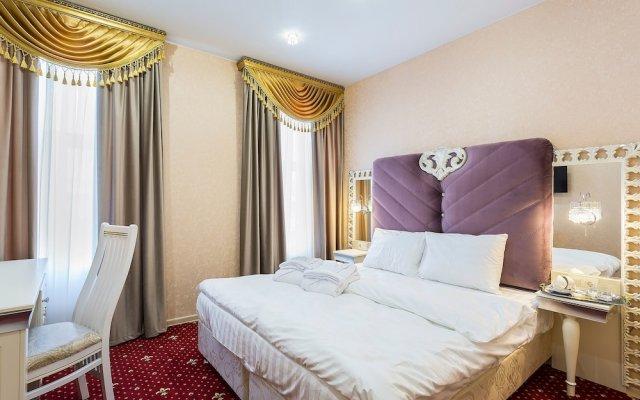 Отель Сан-Ремо Москва комната для гостей