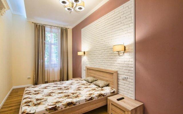Апартаменты Apartment Kostushka 5 Львов комната для гостей