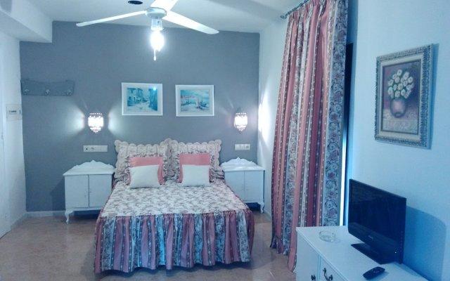 Отель Apartamentos Pájaro Azul комната для гостей