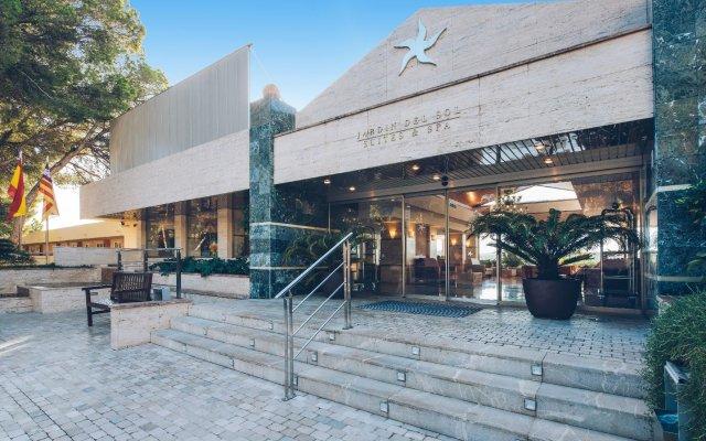 Iberostar Suites Hotel Jardín del Sol – Adults Only (отель только для взрослых) вид на фасад