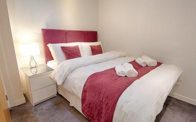 Отель Roomspace Apartments -Watling Street Великобритания, Лондон - отзывы, цены и фото номеров - забронировать отель Roomspace Apartments -Watling Street онлайн комната для гостей