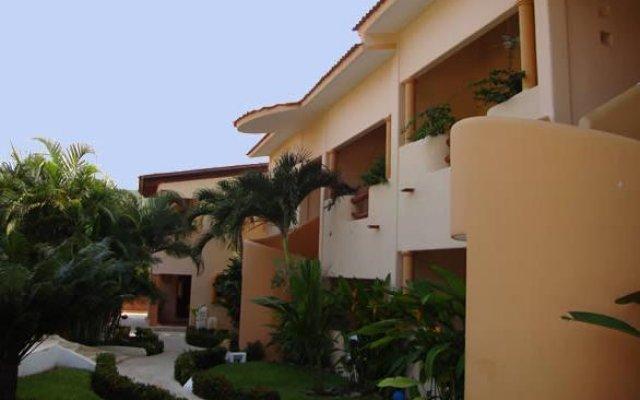 Hotel Real de la Palma вид на фасад